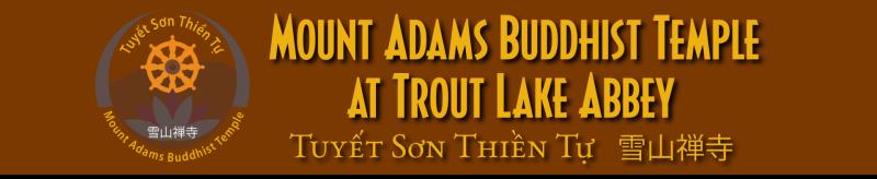 Mount Adams Buddhist Temple Logo